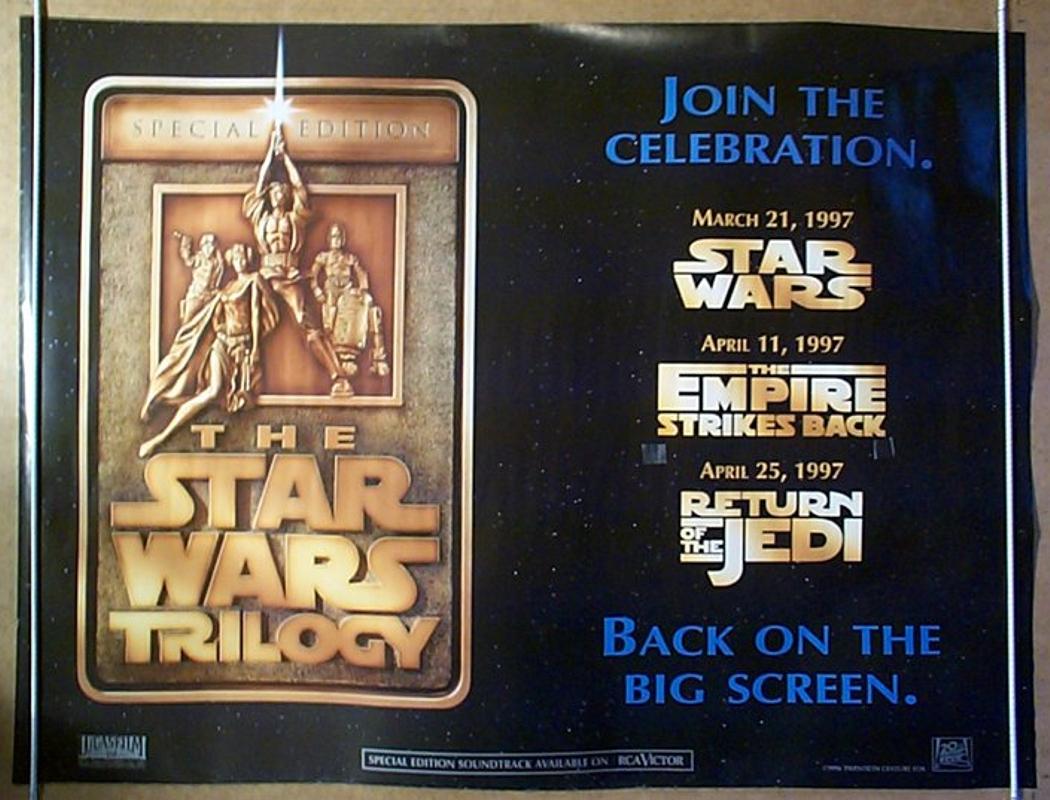 Star Wars : Trilogy (Special Edition) - Original Cinema ... Alec Guinness