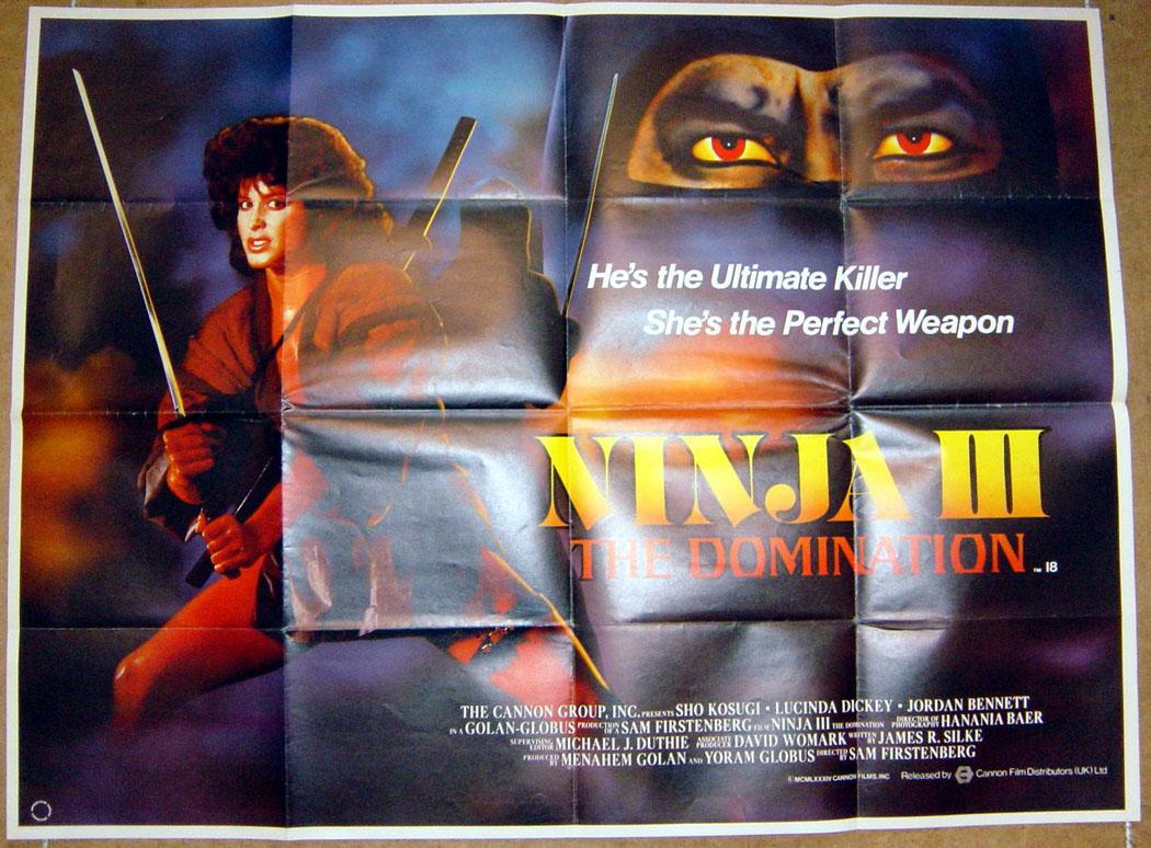 The 3 ninja domination
