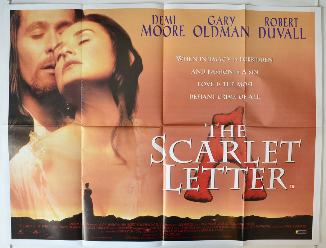 Significance of the Three Scaffold Scenes in The Scarlet Letter