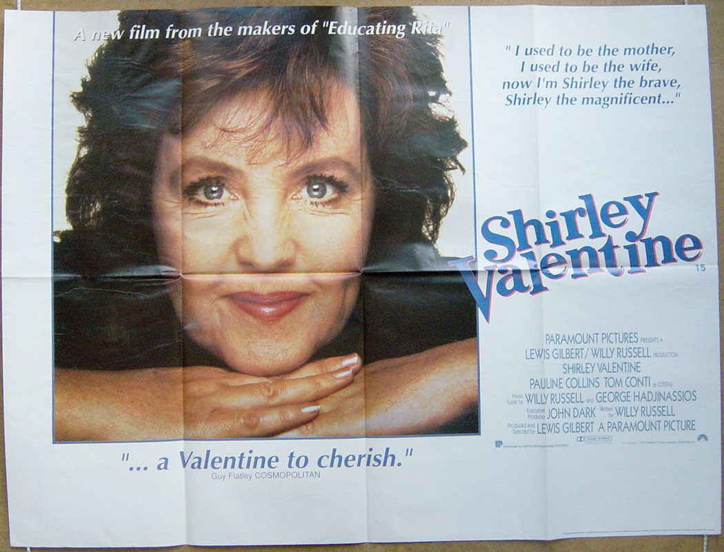 Shirley Valentine View Larger Image