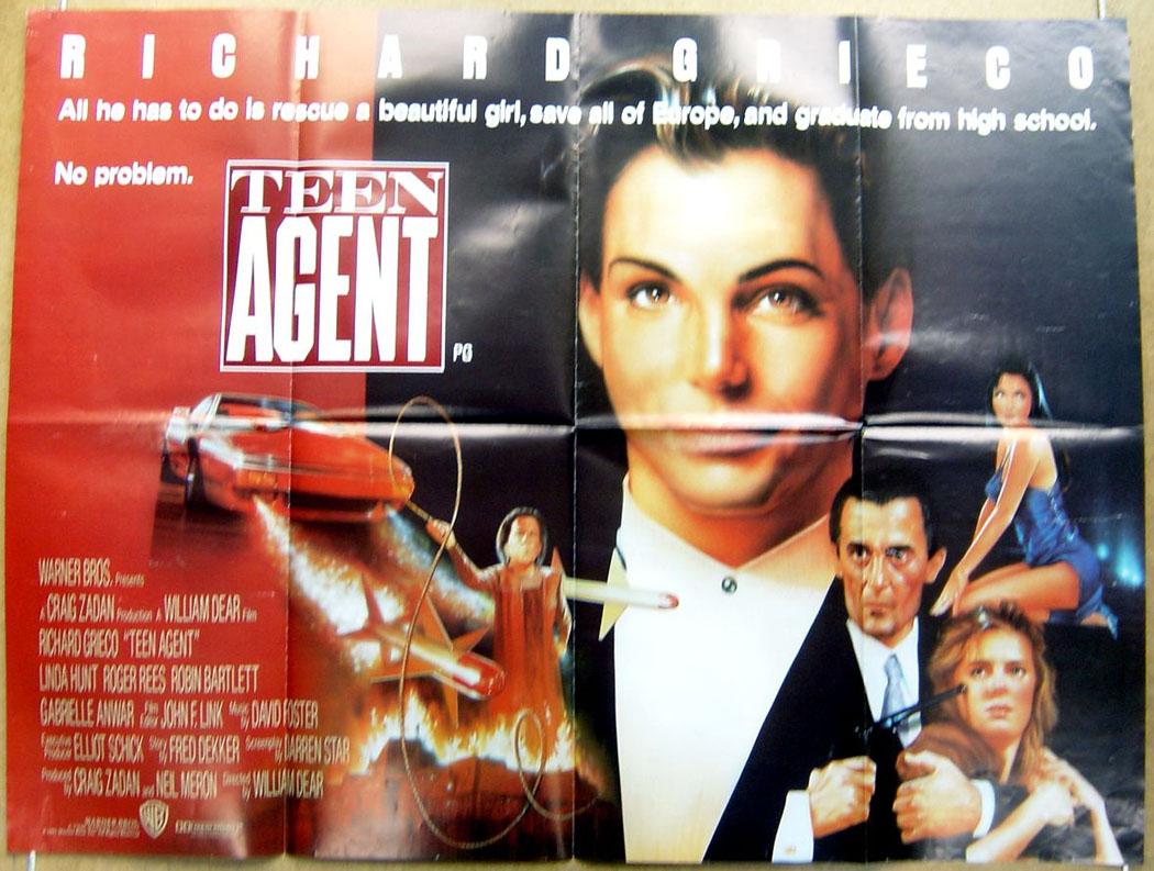 Teen Agent Movie 85