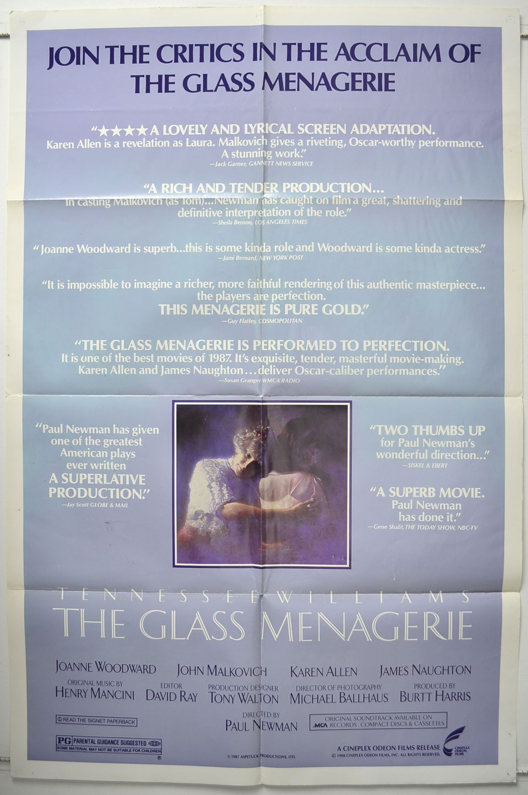 literary analysis essay of the glass menagerie The glass menagerie critical essays tennessee williams homework help  analysis (survey of young  the glass menagerie ends with amanda blaming tom as.