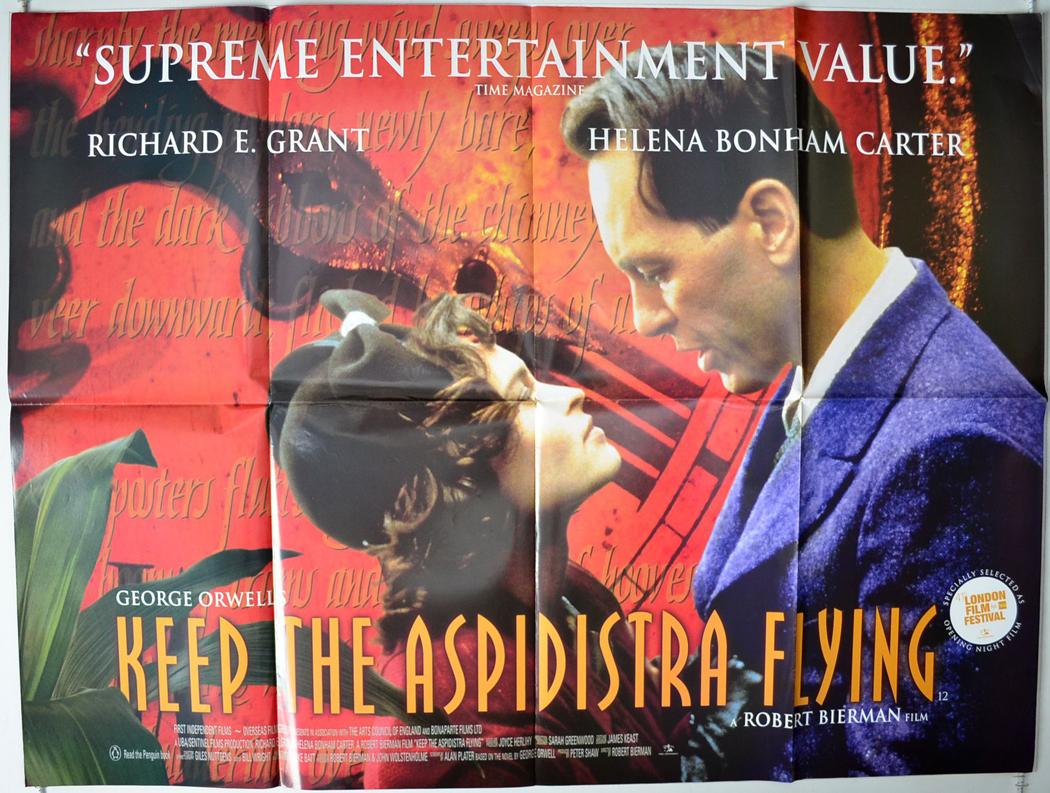 keep the aspidistra flying Encuentra keep the aspidistra flying (penguin modern classics) de george  orwell, peter davison (isbn: 9780141183725) en amazon envíos gratis a partir .