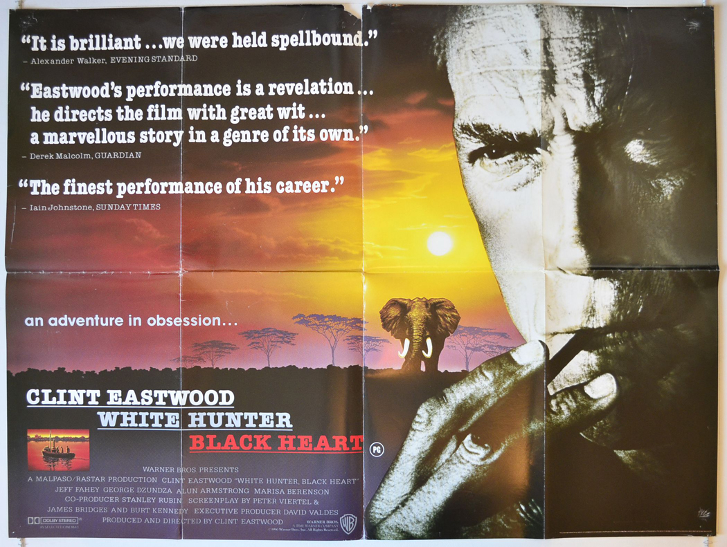 Watch White Hunter Black Heart Online Free  White Hunter