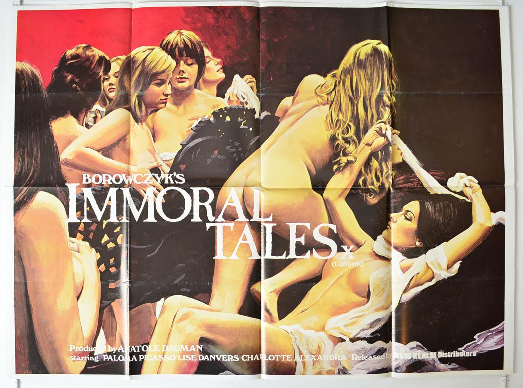 Immoral Tales 1974 Immoral Tales pi A.k.a