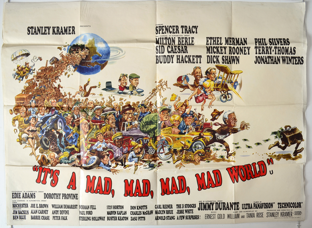 Mad mad world the movie