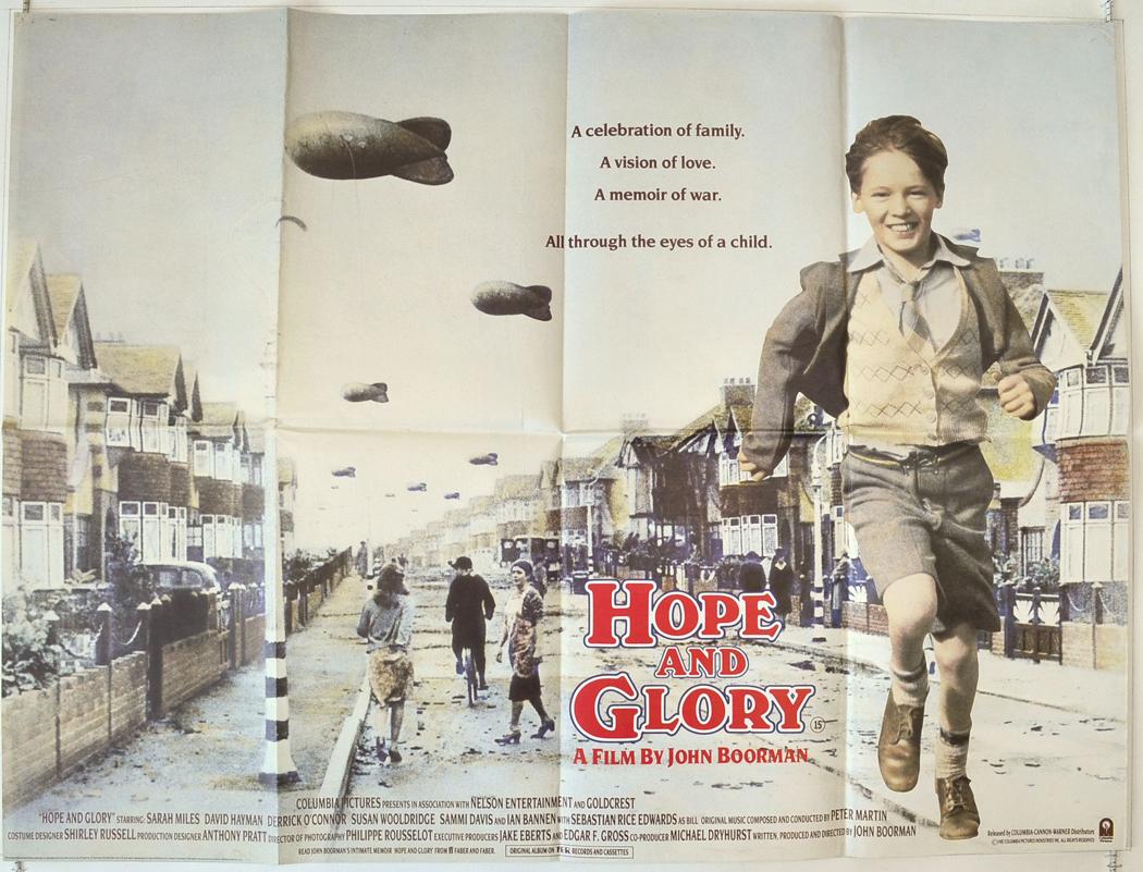 Hope and Glory (1987) :: starring: Geraldine Muir
