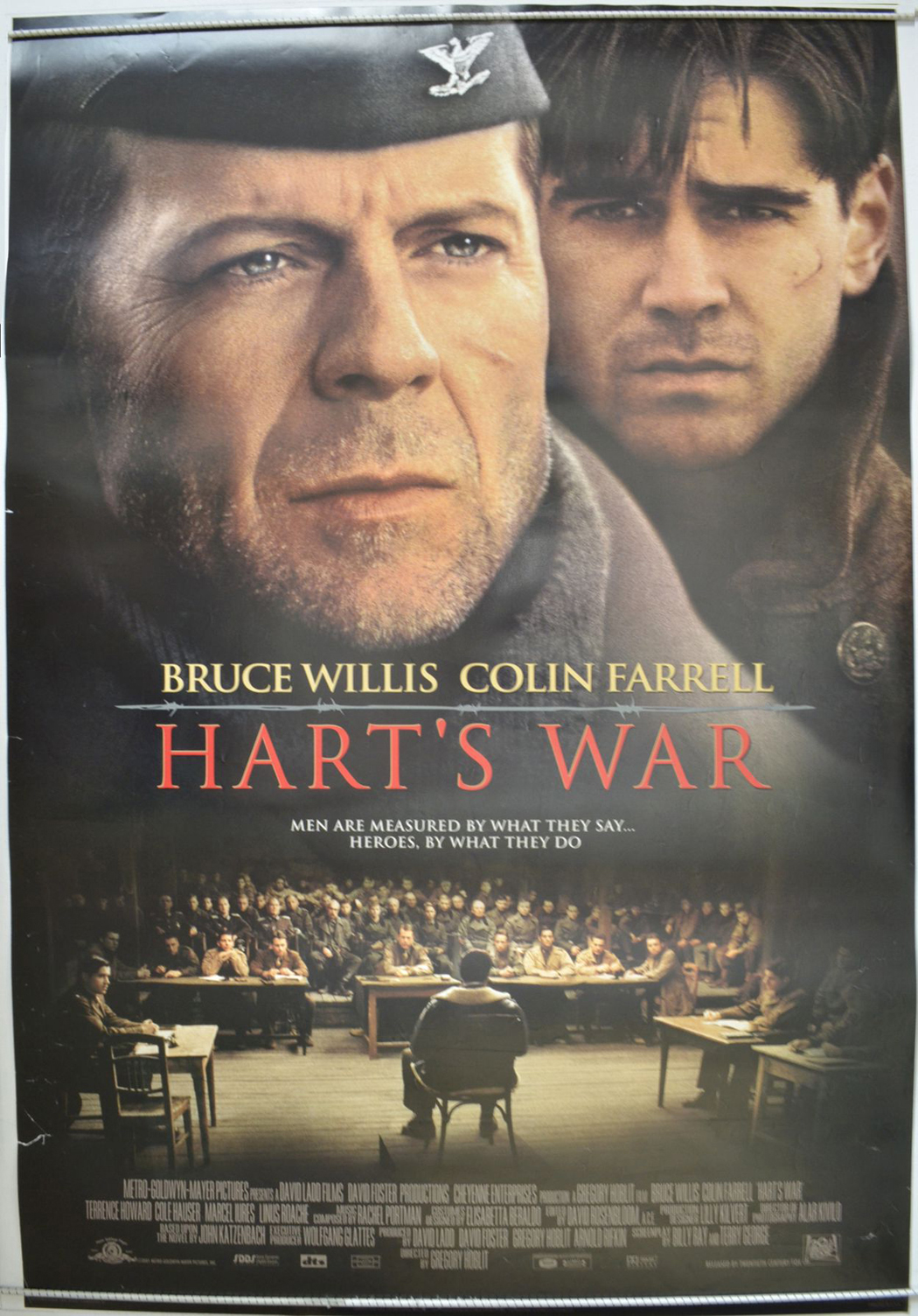 Hart's War (2002) Movie