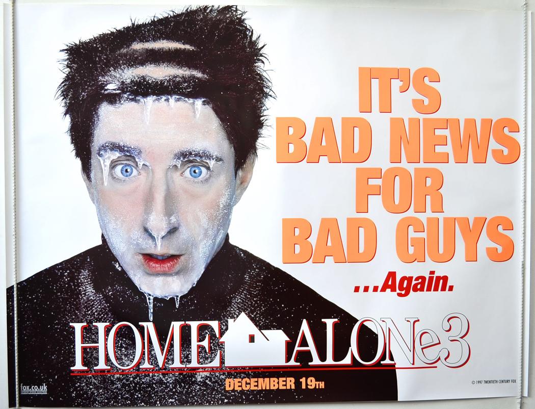 Home alone 3 teaser advance version 1 original for Home alone 3