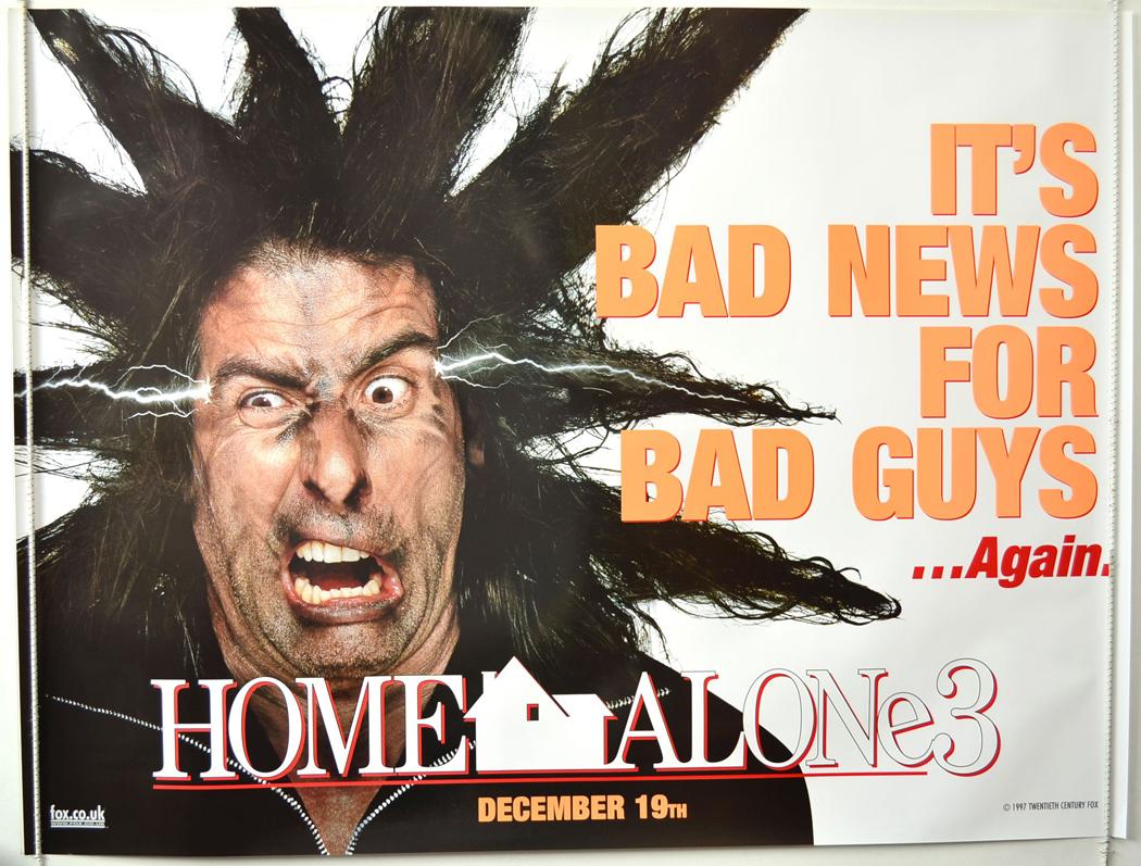 Home Alone 3 (Teaser / Advance Version 4) - Original ...