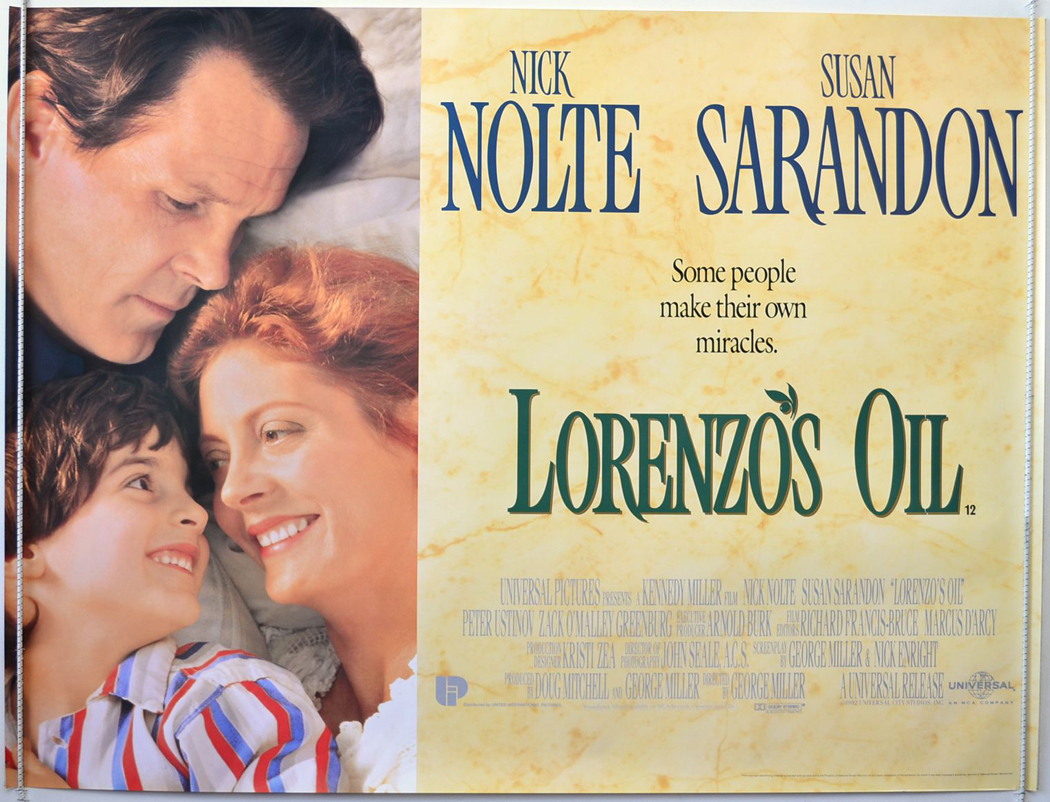 lorenzos oil questions Lorenzo's oil (1992) trivia on imdb: cameos, mistakes, spoilers and more.