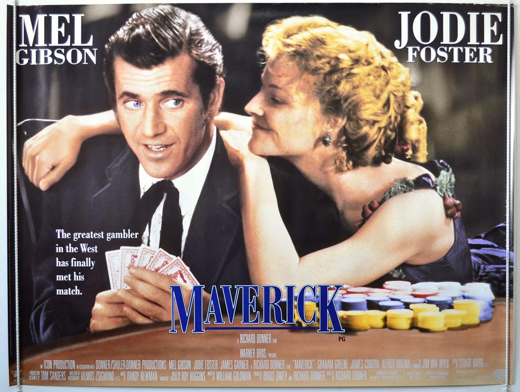 Maverick (1994) Official Trailer - Mel Gibson, James Garner ...