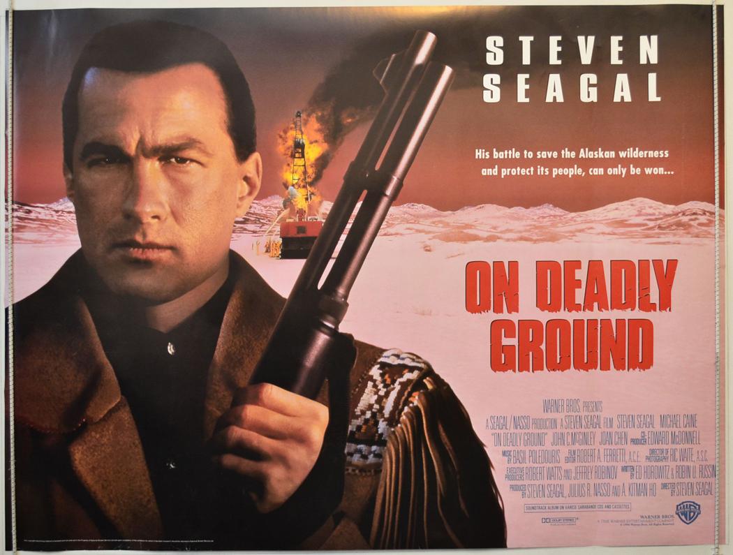 Xem Phim Trên Vùng Đất Chết Người - On Deadly Ground - Wallpaper Full HD - Hình nền lớn