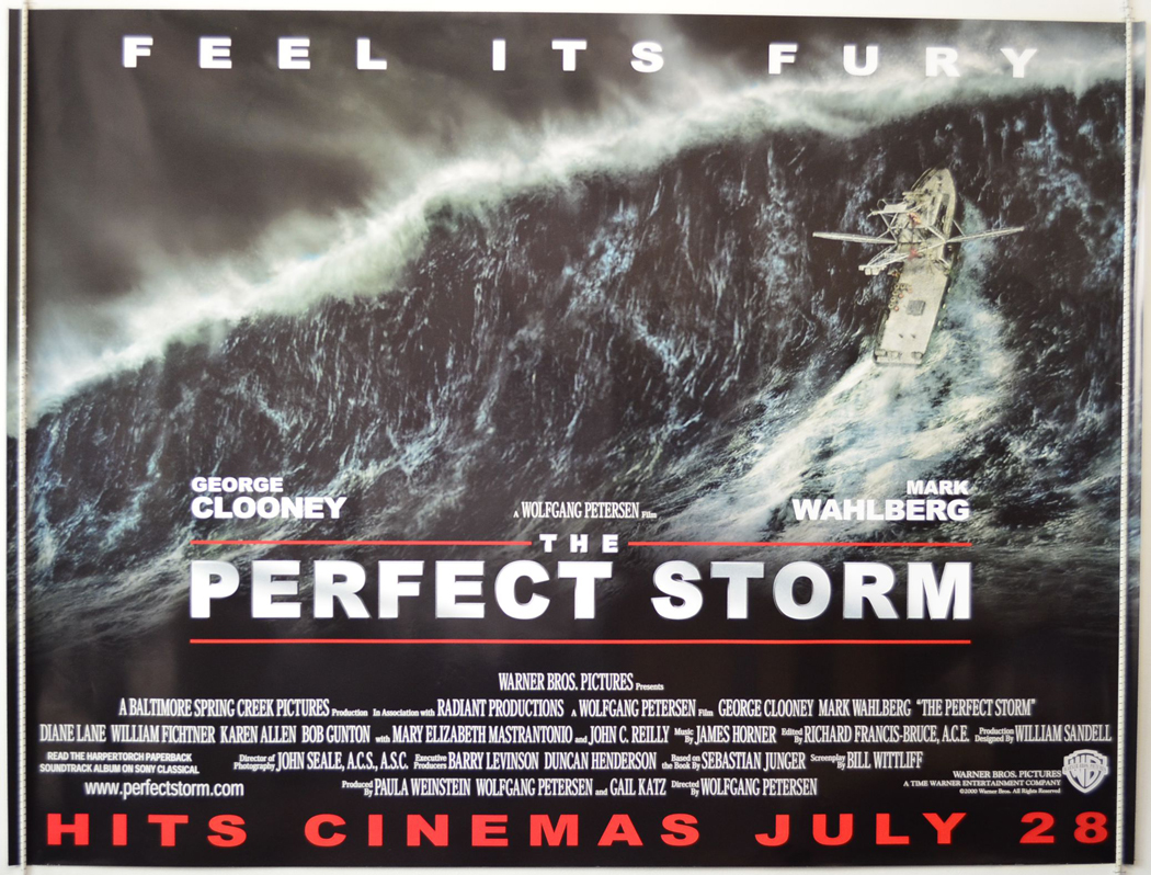 The Perfect Storm: Book vs. Movie?
