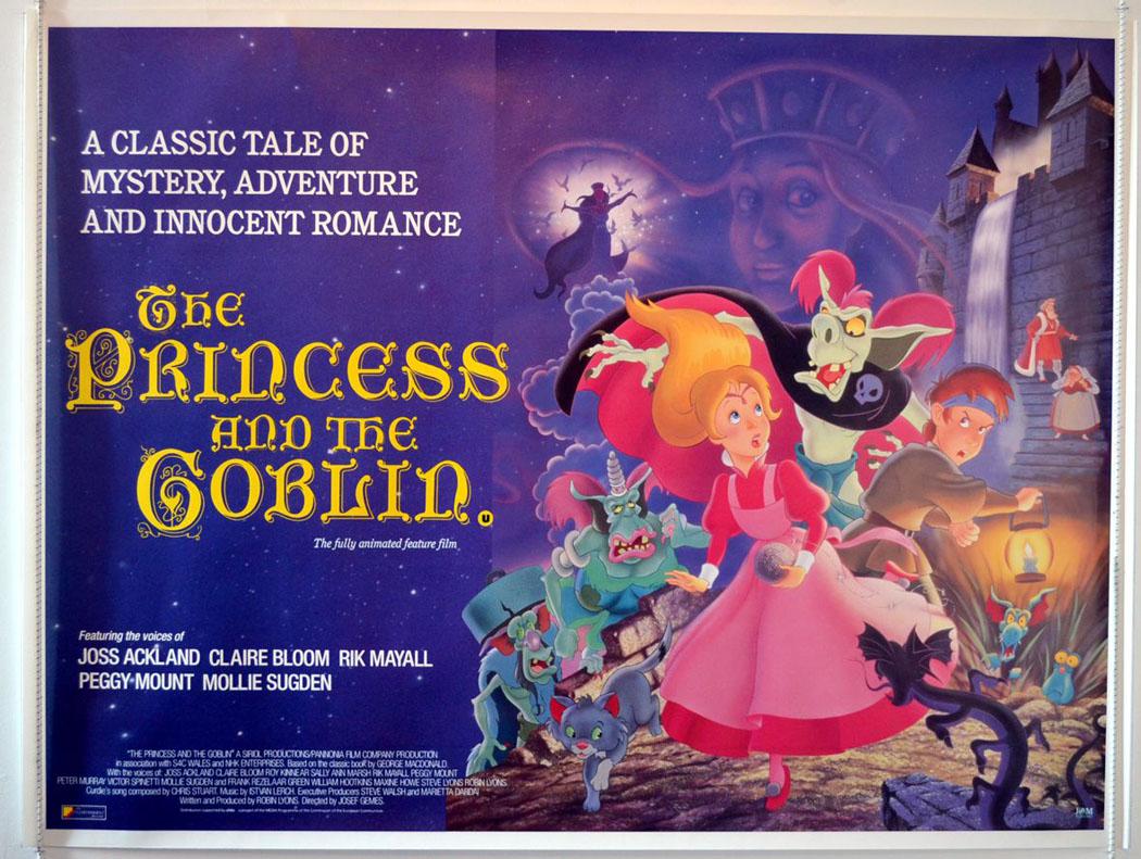the princess and the goblin Evil-doer full name goblin queen alias mother, wife origin the princess and  the goblin occupation prince froglip's mother, queen of the goblins.