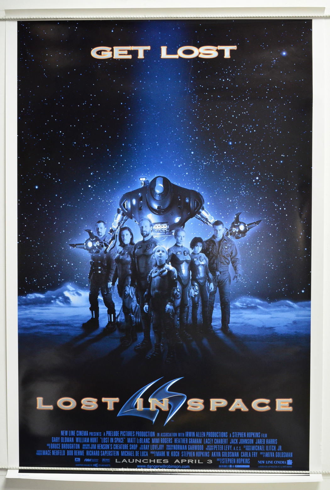 lost in space  teaser    advance version