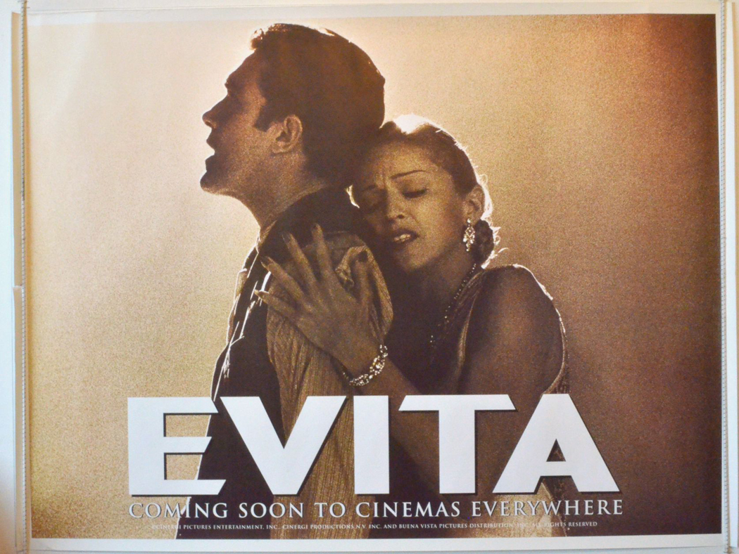 an analysis of the film evita by alan parker Elvis mitchell reviews movie the life of davie gale, directed by alan parker kevin spacey and kate winslet star photo (m.