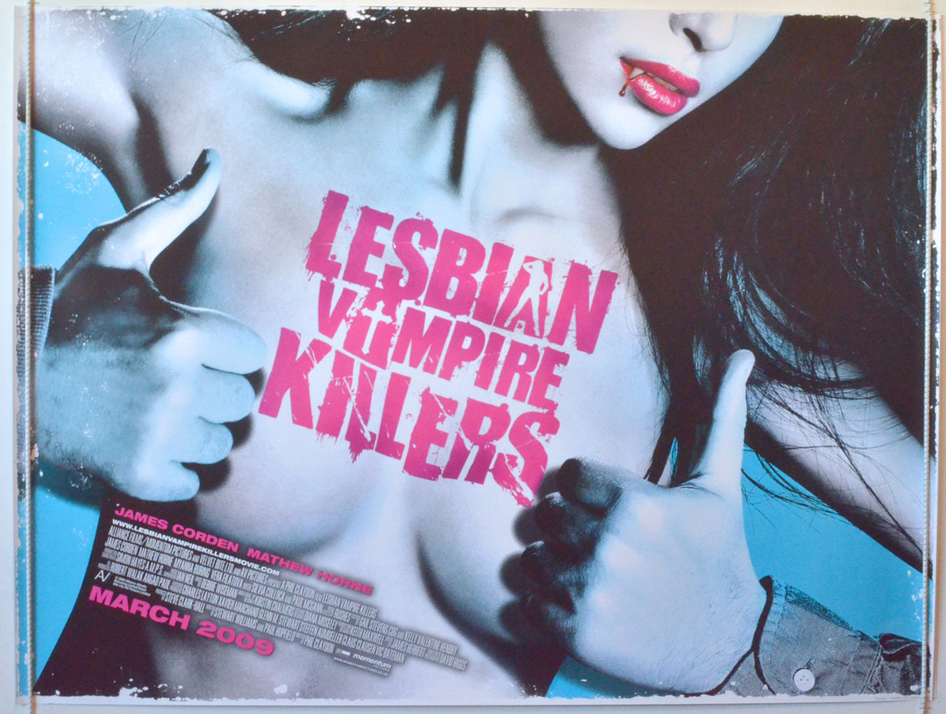 Lesbian evil vampire adult clips