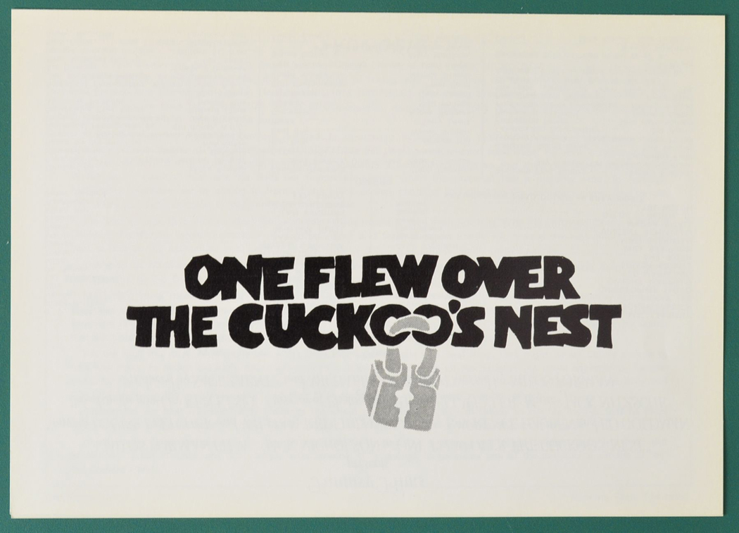 an analysis of the topic of the story of the man chief bromden in one flew over the cuckoos nest An analysis of one flew over the cuckoo's nest chief bromden  chief bromden who killed mcmurphy after the man, who was once full of life, received one.