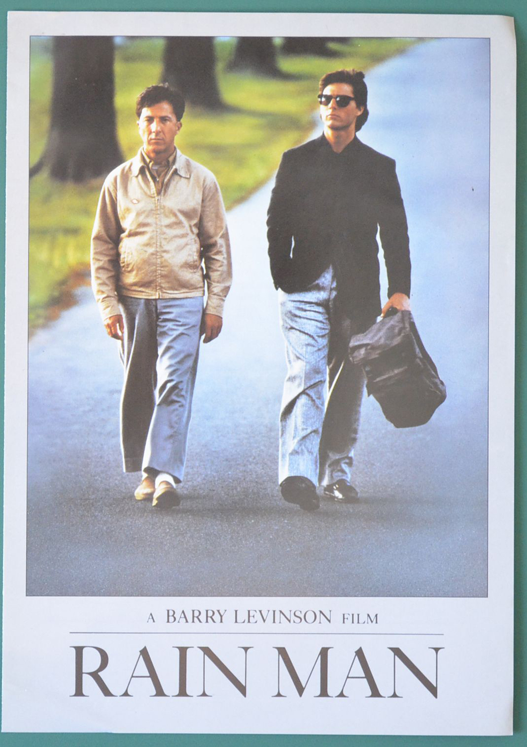 an analysis of the rain man a drama movie by barry levinston You can watch rain man online for free on this page by streaming the movie in the video player above or by choosing a different version to play below it.