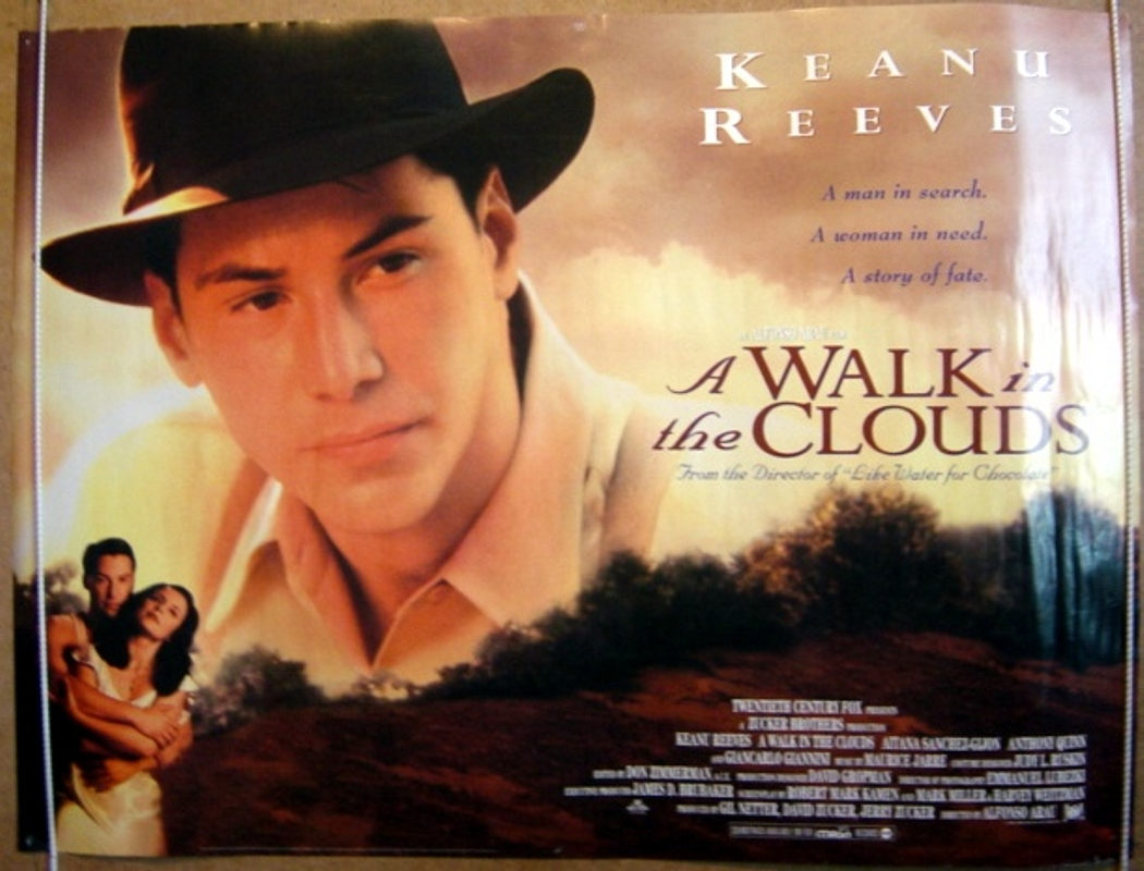 (R)__AWalkInTheClouds(2) - What is your favorite movie of all time? - Question and Answer