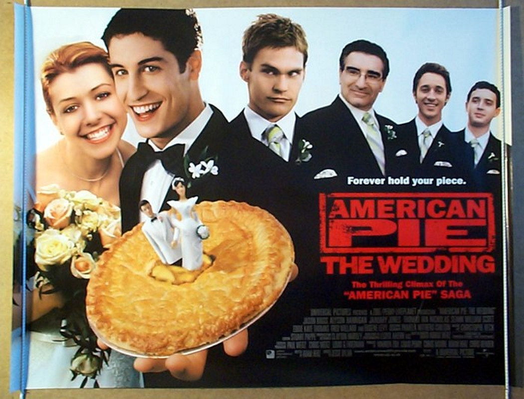 Amazoncom American Pie 3 Movie Pie Pack The Franchise