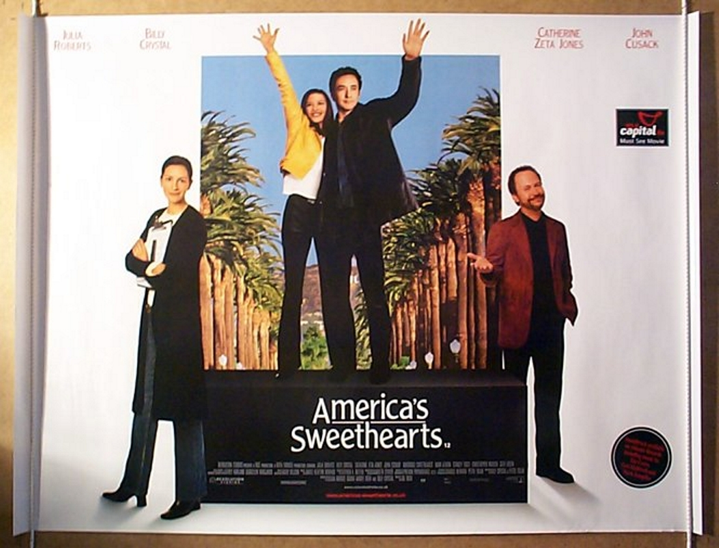 America's Sweethearts | Watch streaming movies, Download ...