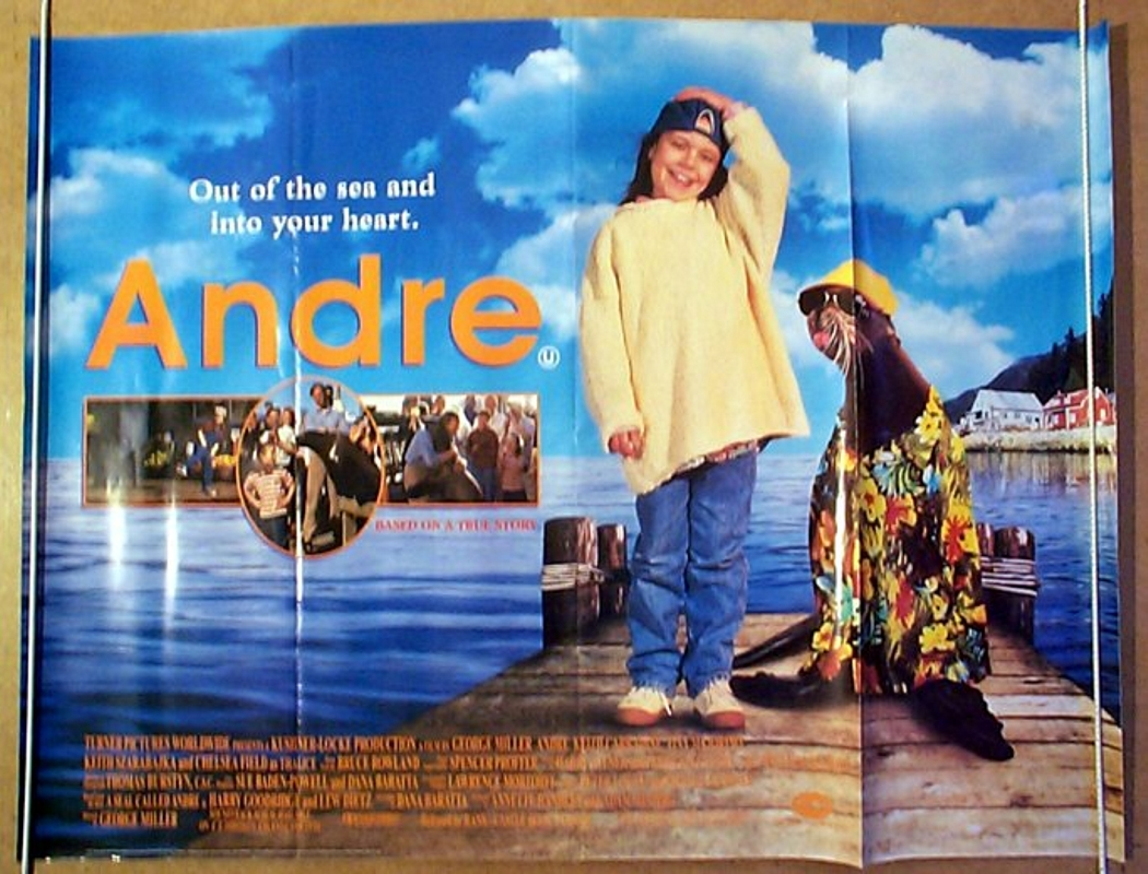 Andre - Original Cinema Movie Poster From pastposters.com British Quad Posters and US 1-Sheet ...