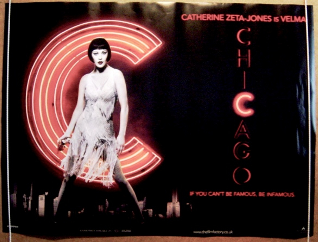 Movie chicago posters