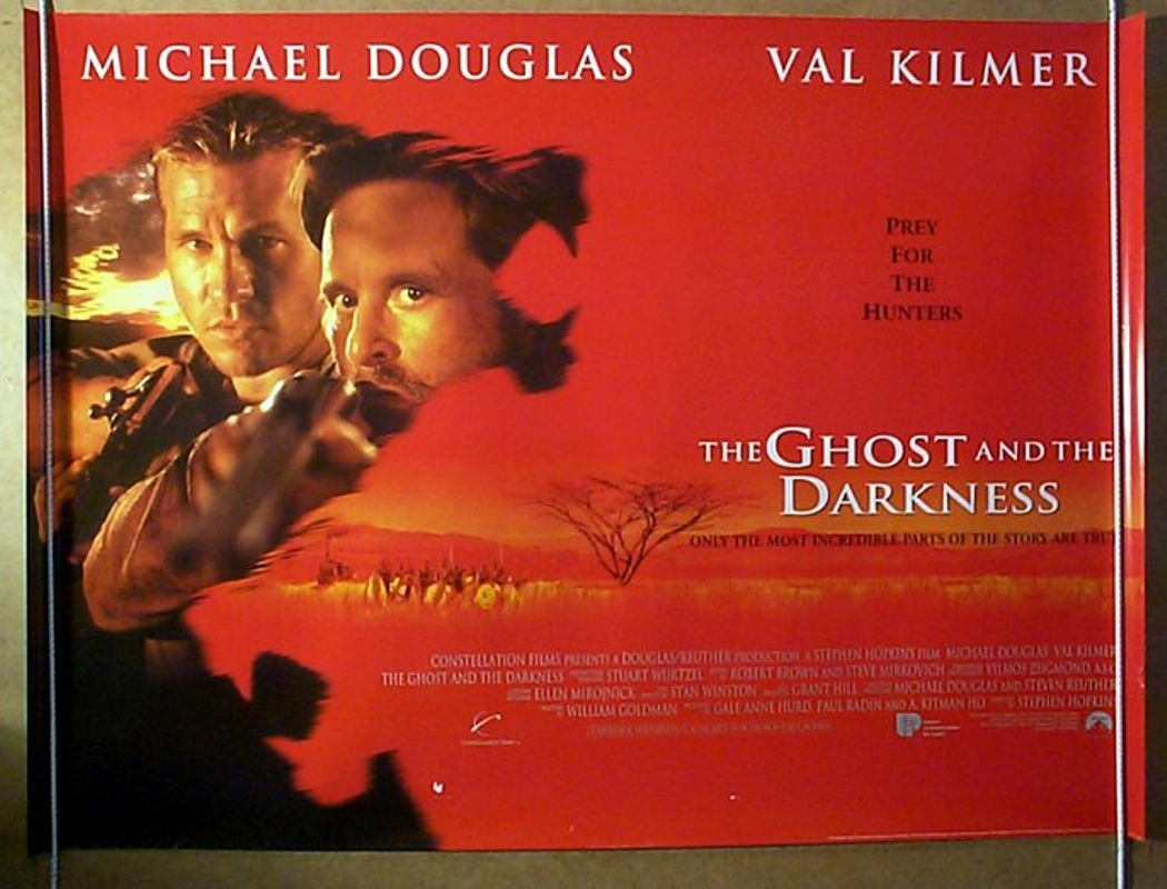 ghost and the darkness  the