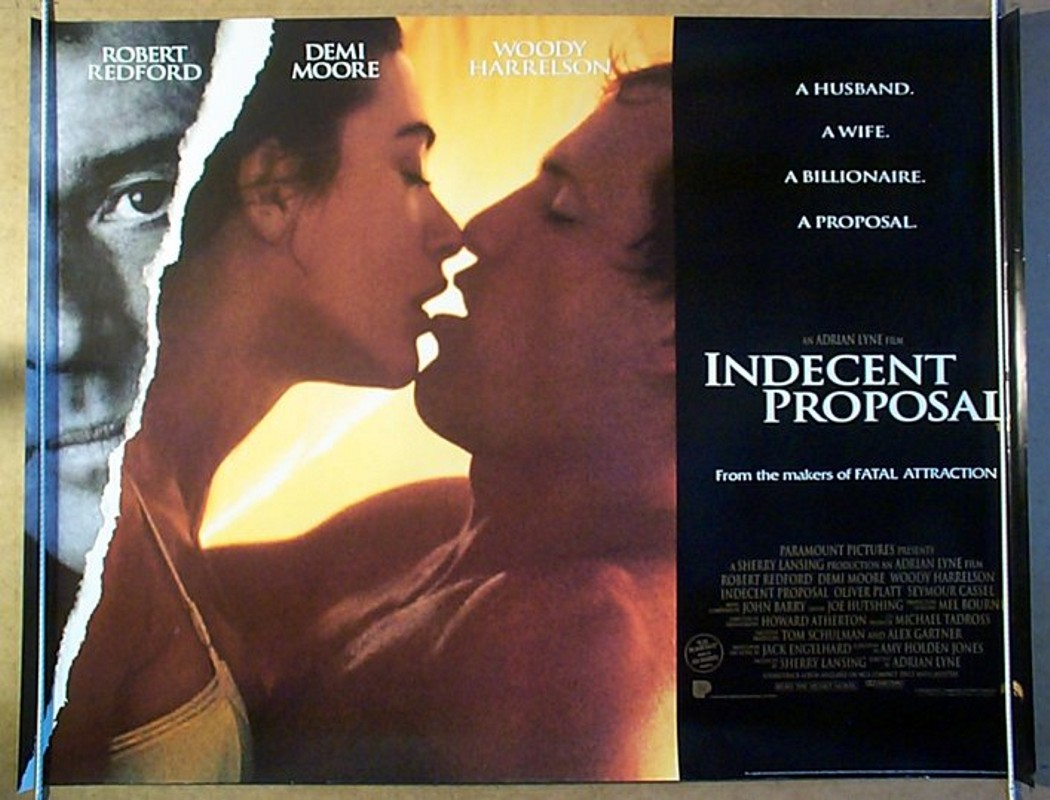 Architects in movies 01 indecent proposal rmb design