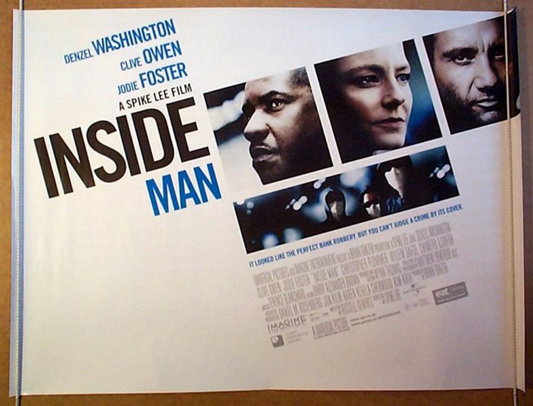 Inside man movie script