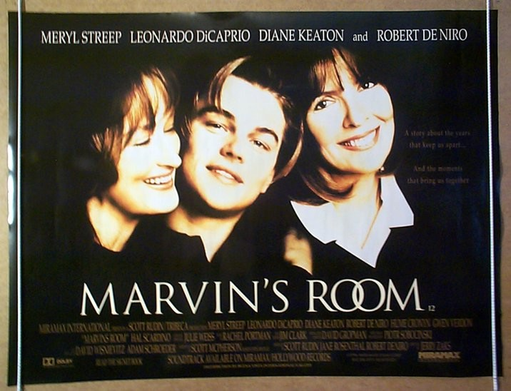marvin s room the film features of In marvin's room, bessie (diane keaton), who has devoted her life to caring for   marvin's room is unrelentingly depressing when not morbidly funny (the  and  the movie, directed in his feature film debut by noted broadway.