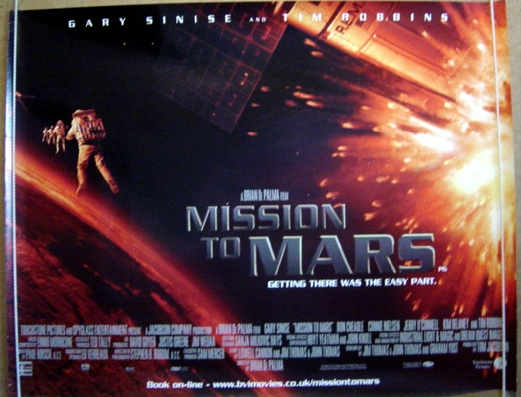 movie mission to mars necklace - photo #18