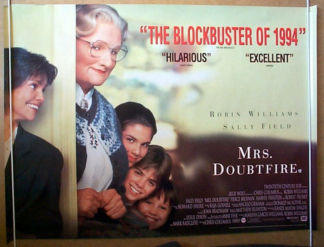 Mrs. Doubtfire Photos - Mrs. Doubtfire Images: Ravepad ...