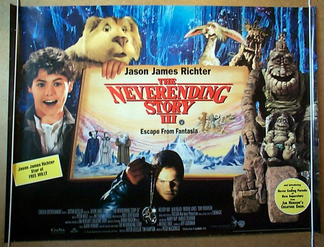 The Neverending Story Full Movie Free Download