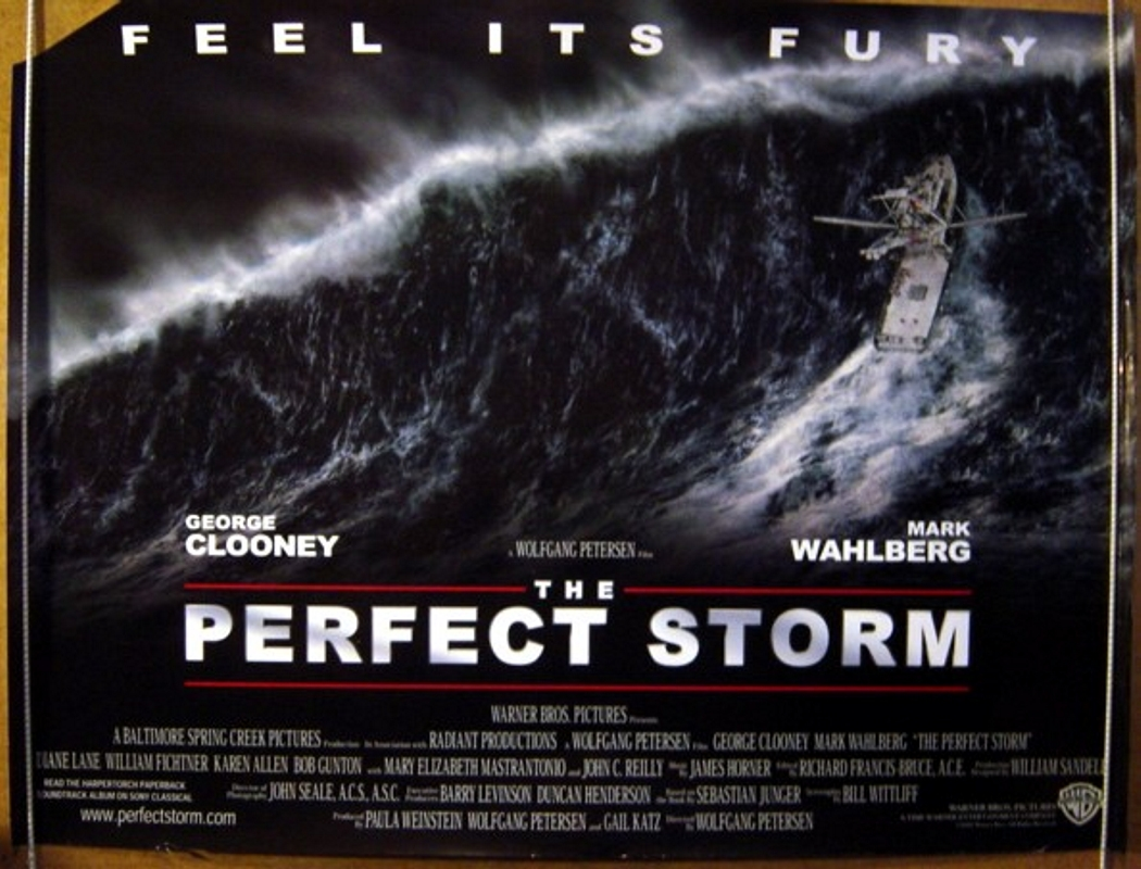(R)__PerfectStorm(3) - Show Posts - robert