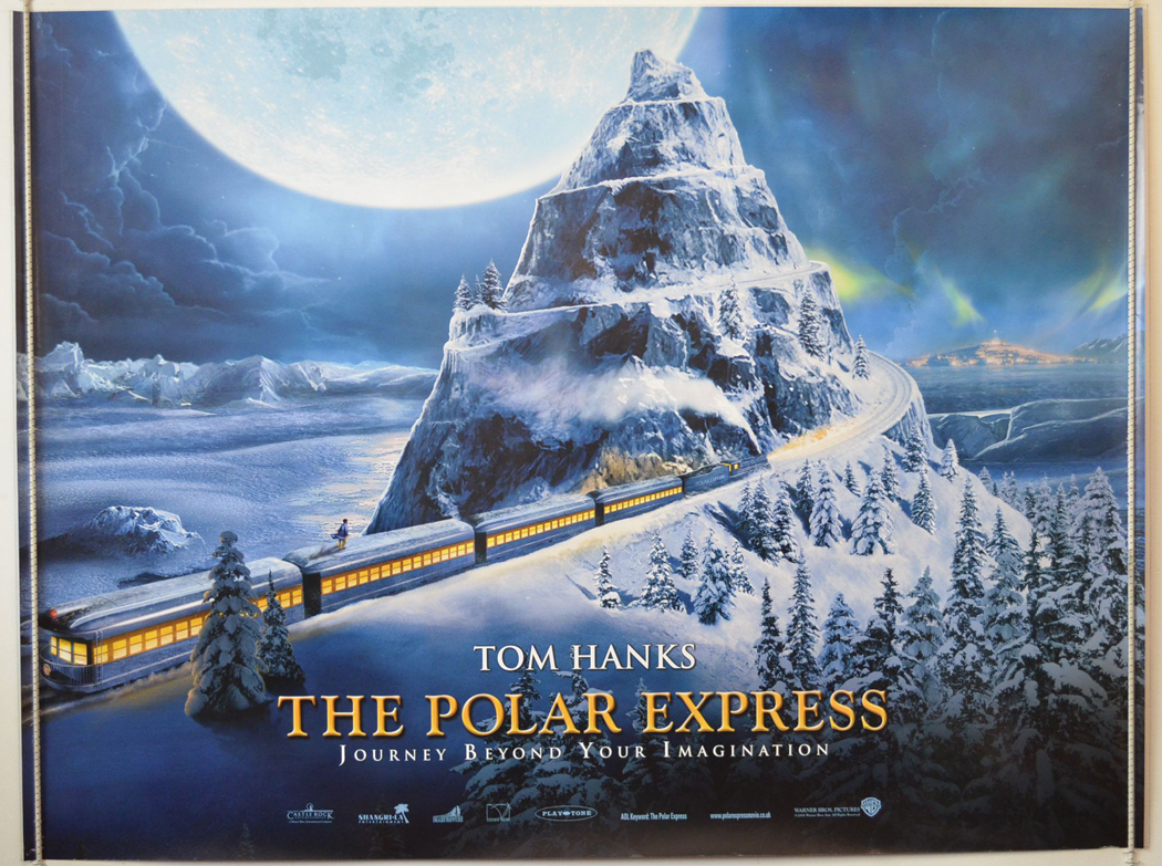 Eddie Deezen Wallpapers Polar Express The Teaser Advance Version Original Cinema Movie