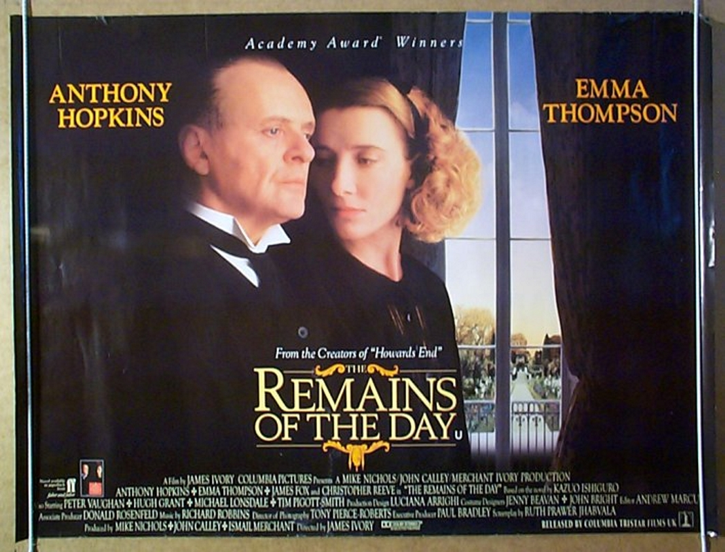 the remains of the day�