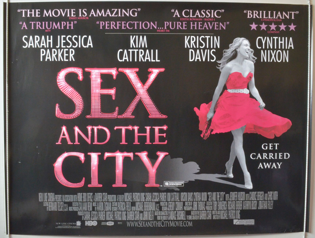 sex the city free video downloads