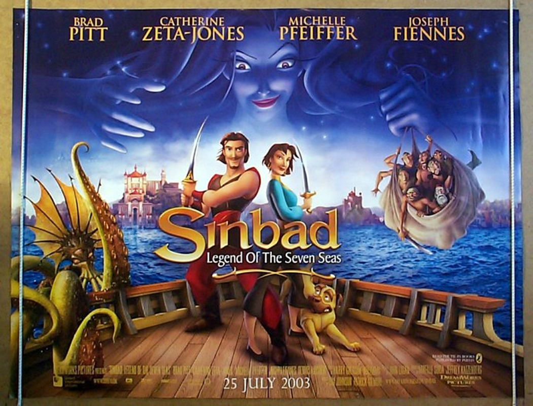 Sinbad: Legend of the Seven Seas - Wikiquote