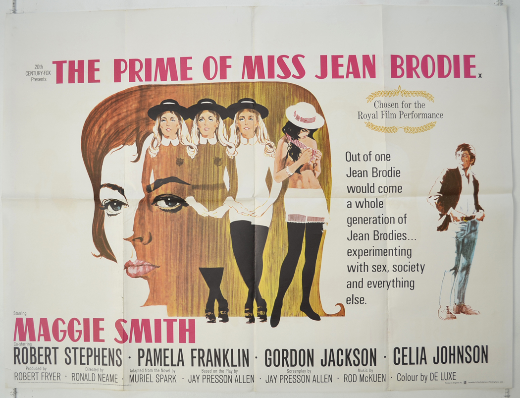 the prime of miss jean brodie essays Get access to the prime of miss jean brodie essays only from anti essays listed results 1 - 30 get studying today and get the grades you want only at.