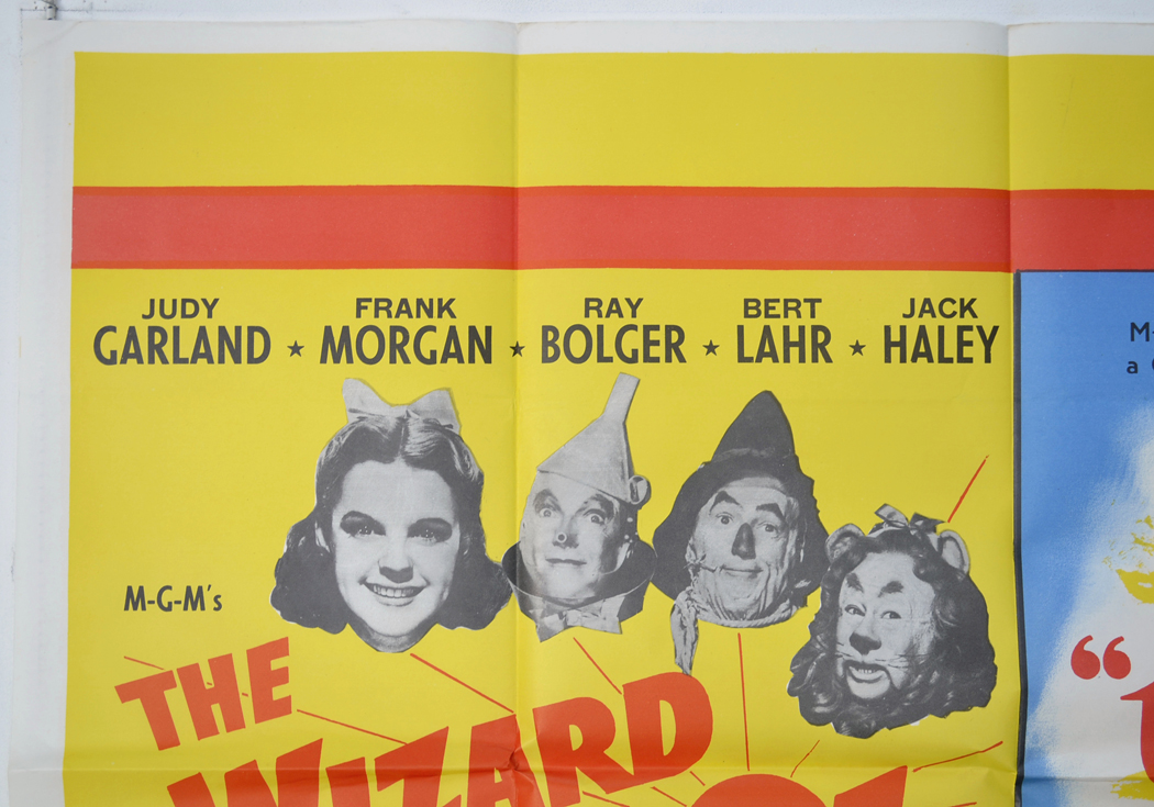 the wizard of oz tom thumb 1964 original quad movie