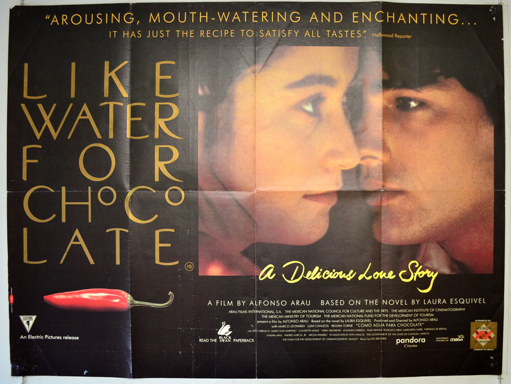 film critique like water for chocolate
