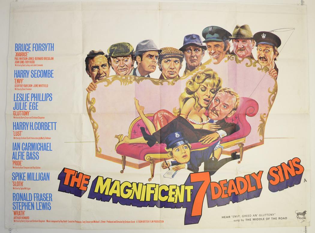 Julie ege the magnificent seven deadly sins - 4 1