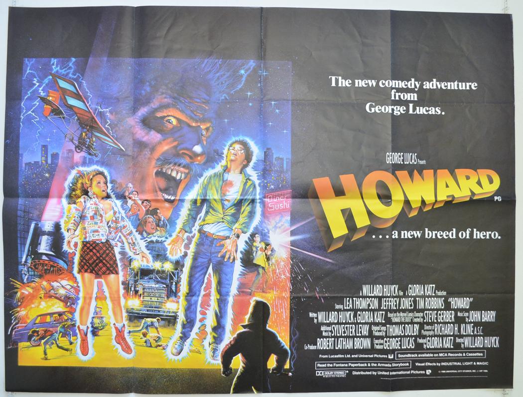 Howard: A New Breed Of Hero