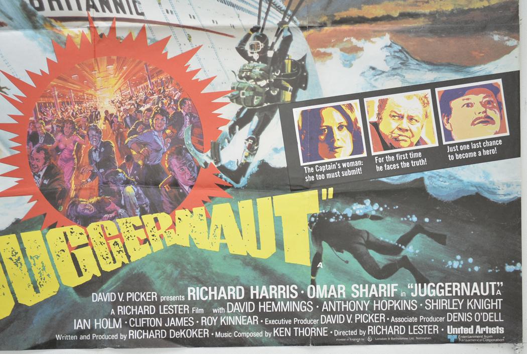 Juggernaut - Original Cinema Movie Poster From pastposters.com ...