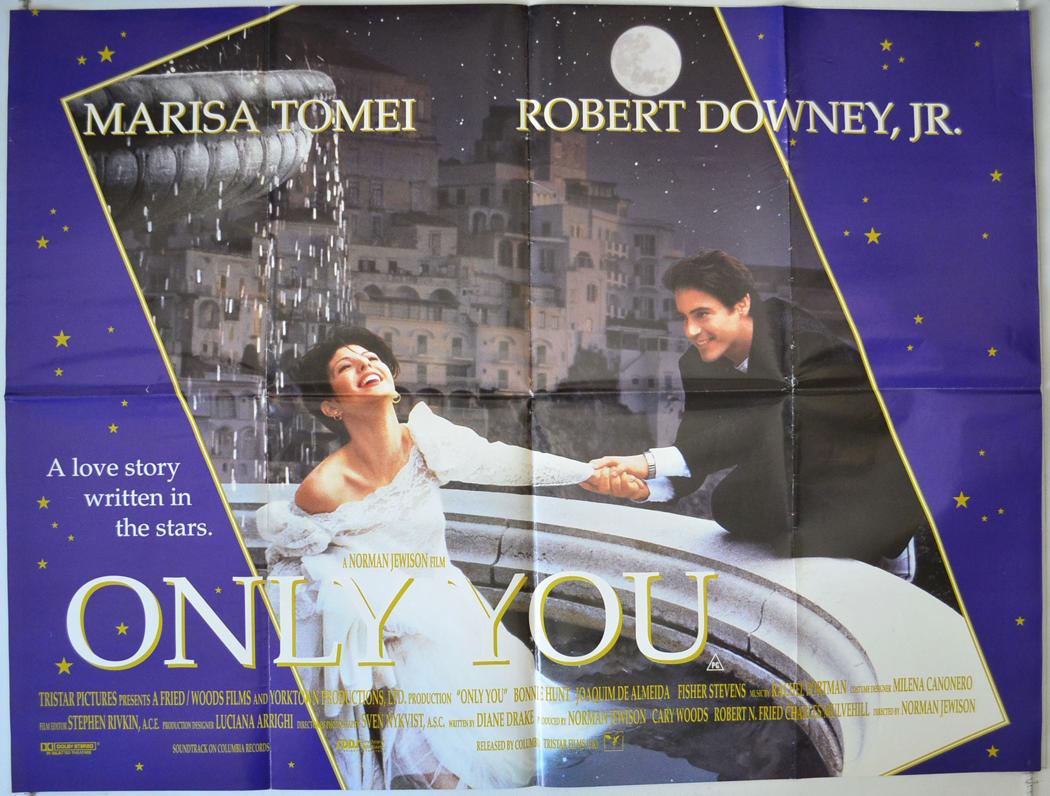 ONLY YOU (1994) Origin...