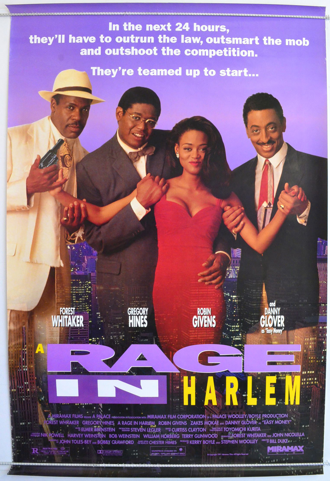 a rage in harlem Find album reviews, stream songs, credits and award information for a rage in harlem [original soundtrack] - original soundtrack on allmusic - 1990 - once again, sire's stalwart period music maven.