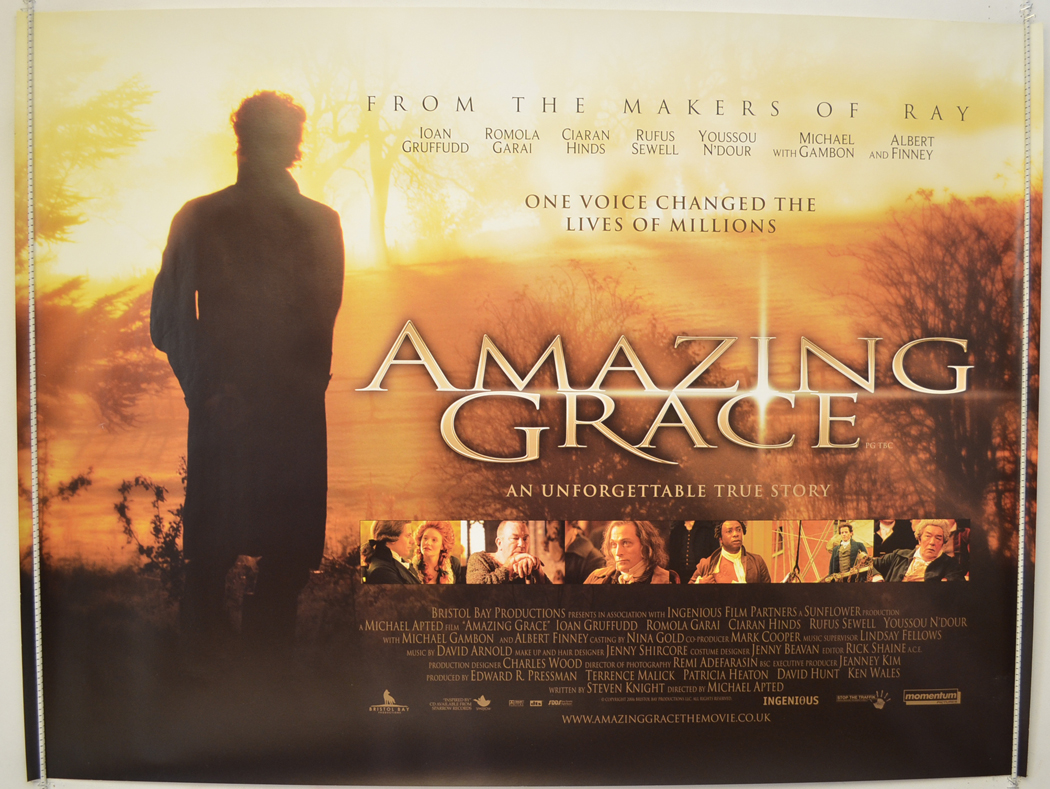 Amazing Grace 2006  Posters  The Movie Database TMDb